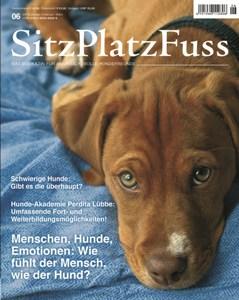 SitzPlatzFuss Ausgabe 6