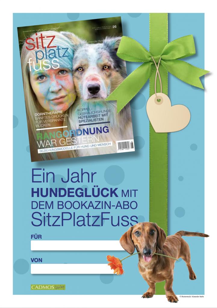 SitzPlatzFuss-Geschenkabo-Gutschein