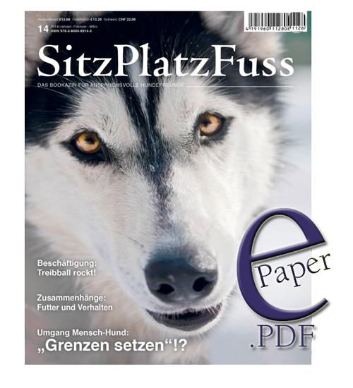 ePaper SitzPlatzFuss 14