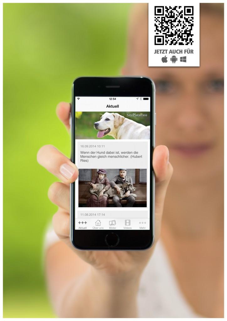 SitzPlatzFuss-App