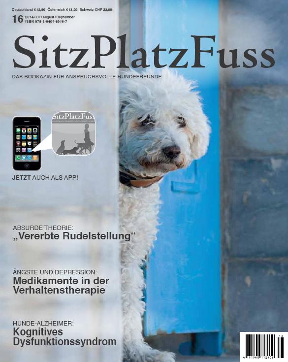 Cover SitzPlatzFuss 16
