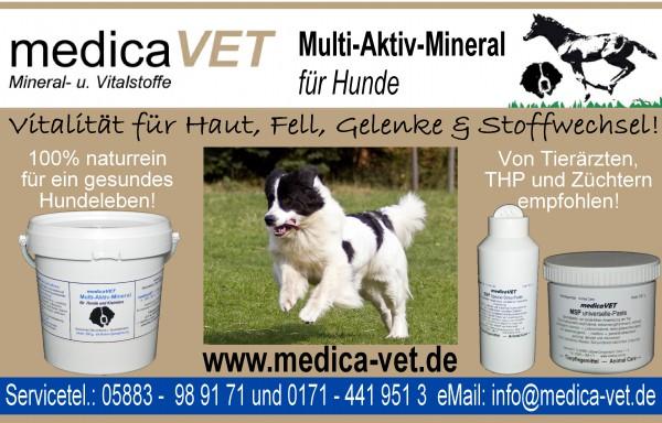 © medicaVET Multi-Aktiv-Mineral