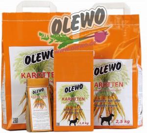 Olewo Hundepellets frei Mai 2016 mit LOGO