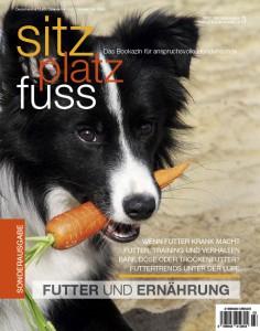Cover Sonderausgabe Futter, Ernährung und Verhalten