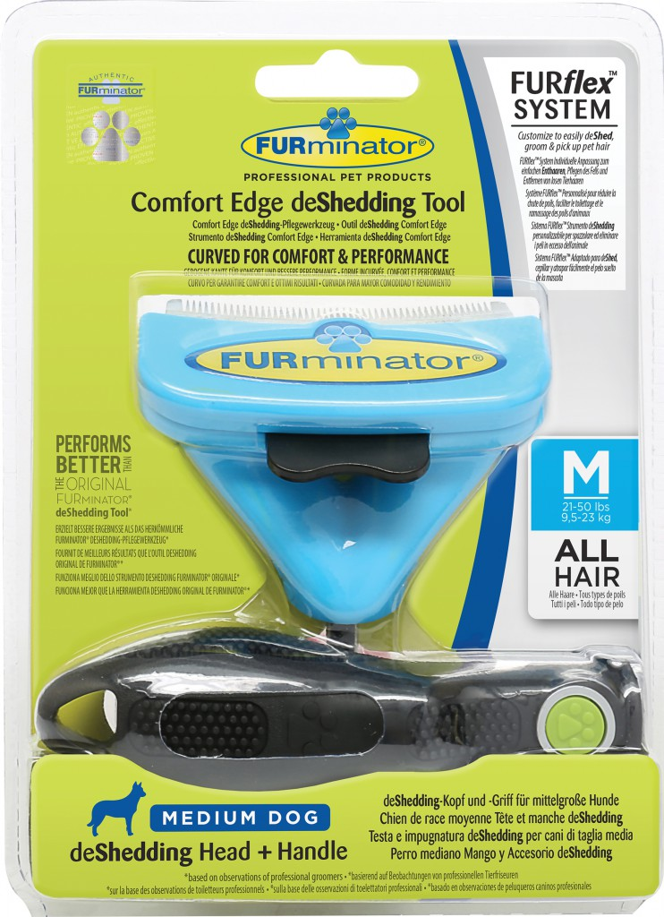 FURminator FURflex Hund Medium