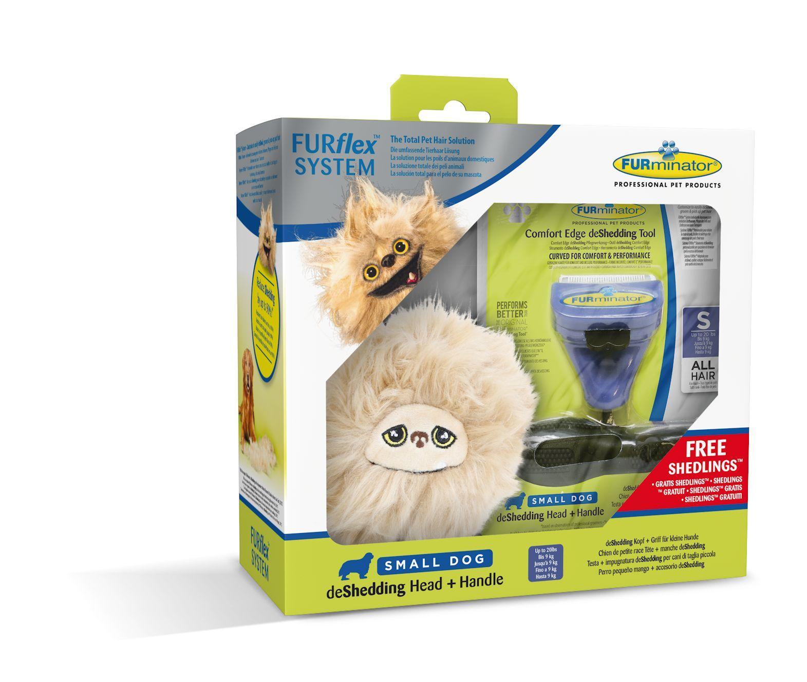 FURminator Geschenkbox Hund Weihnachten 2017