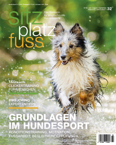 SitzPlatzFuss 32 Cover