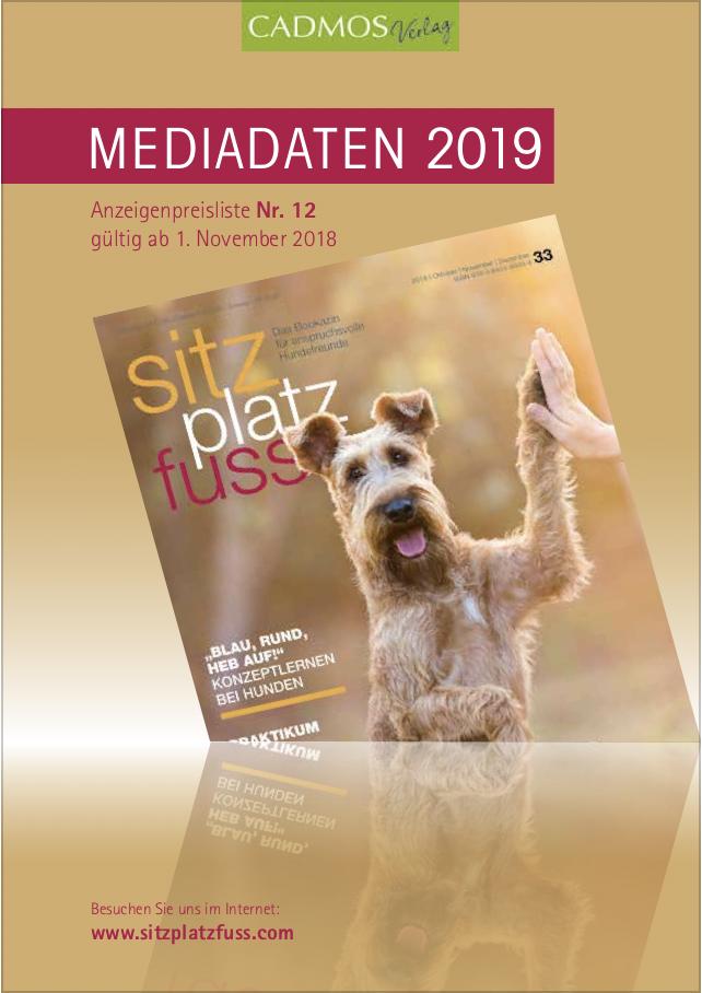 Mediadaten SitzPlatzFuss ab November 2018