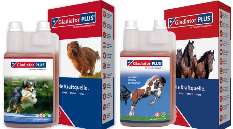 Aktionstag: Gewinne GladiatorPLUS für deinen Hund!