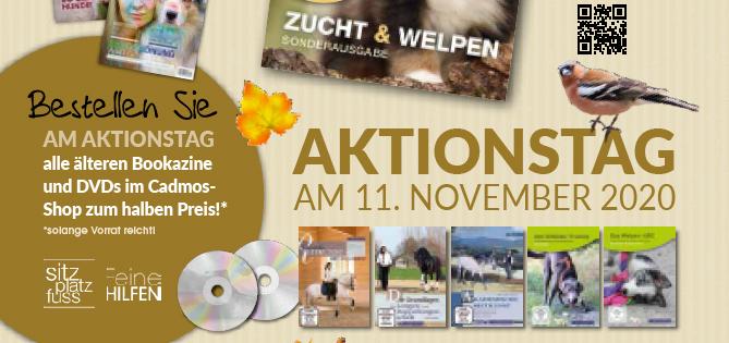 Vormerken: 11.11. ist Aktionstag!