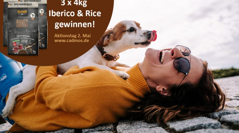 Am Aktionstag shoppen – BELCANDO® Iberico gewinnen!